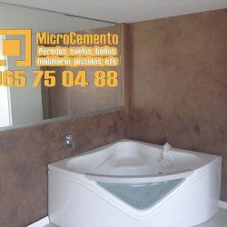 microcemento-baño