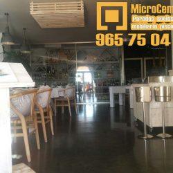 restaurante-microcemento-suelo